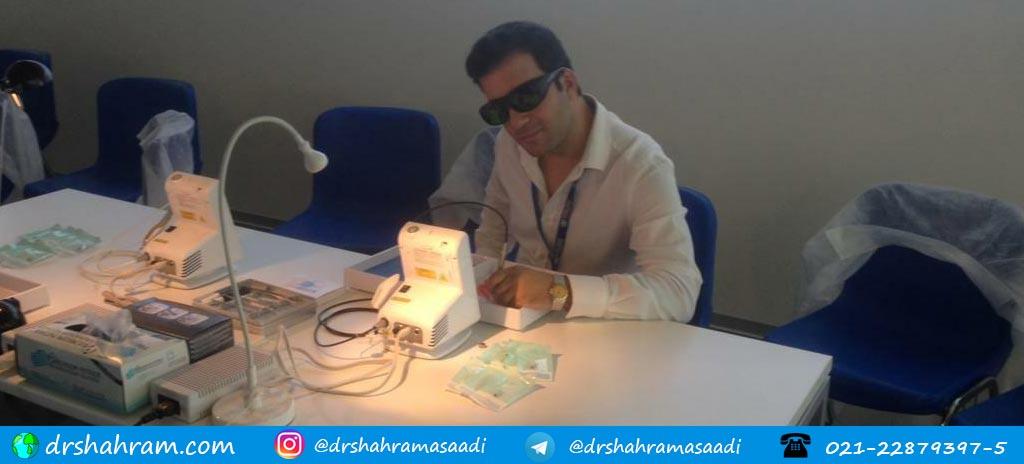 جراحی با لیزر برای بیماران دیابتی